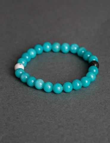 Τurquoise bracelet with...
