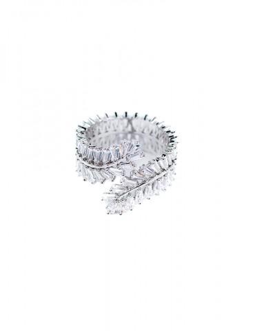 Catrina silver ring