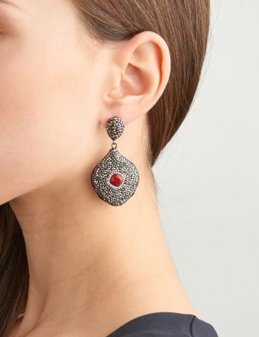 Rubina earrings