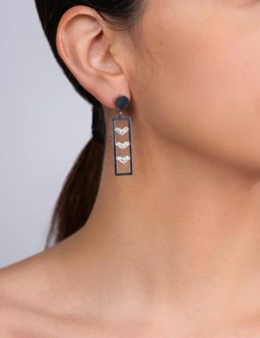 Σκουλαρίκια Loretta