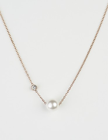 Linda pearl necklace