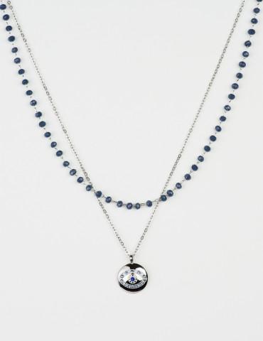 Μelanie set of 2 necklaces