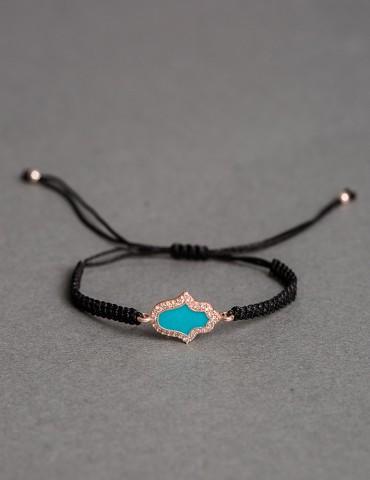 Αdjustable bracelet Ηamsa