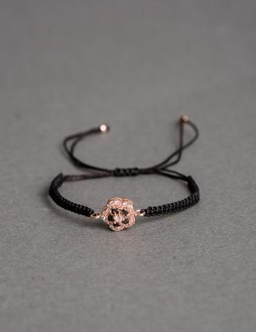 Μargarita black bracelet