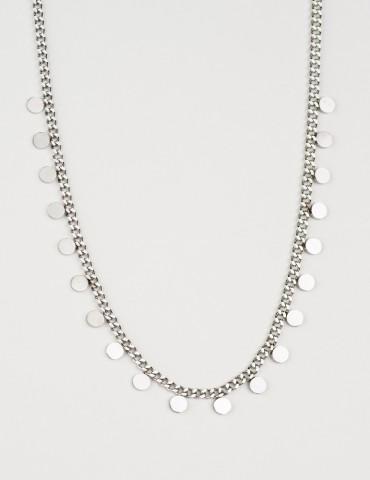 Οlivia silver chain