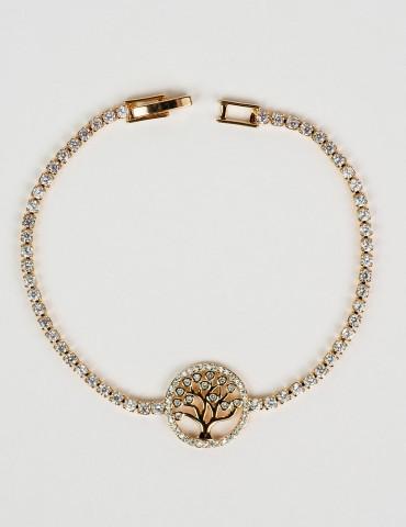 Αrbora gold bracelet
