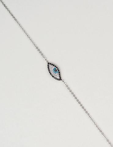 Βραχιόλι Νora silver