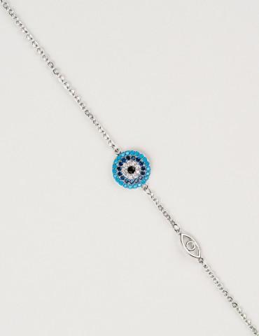 Serena silver bracelet