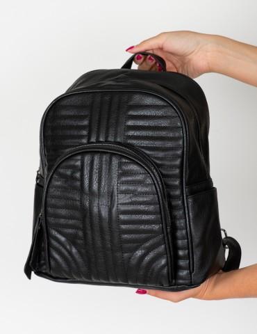 Naomi Black Backpack