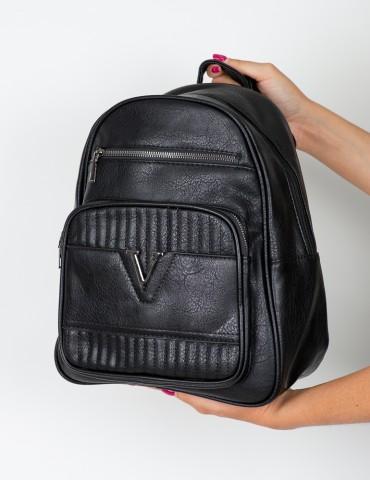 Francesca Βlack backpack