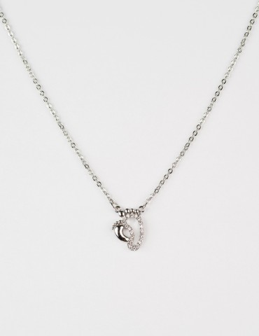 Baby Silver Necklace