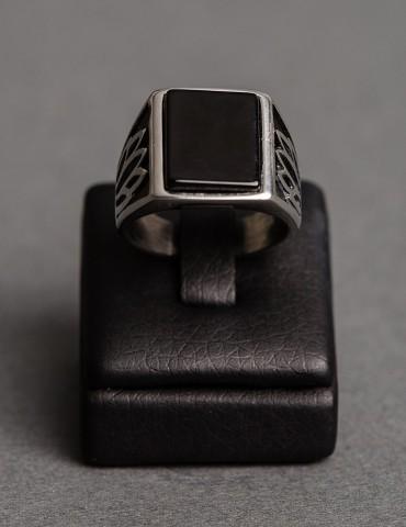 Ασημένιο ανδρικό δαχτυλίδι...