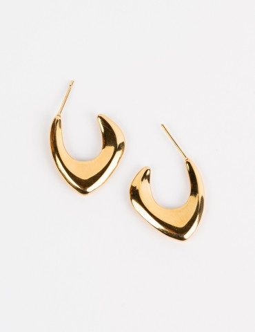 Vittoria Gold Hoops