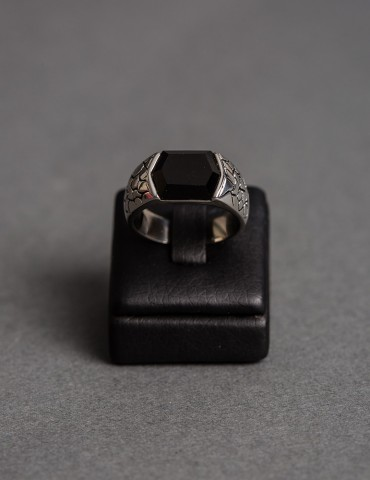 Μens thin ring