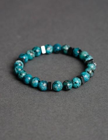Τurquoise bracelet and...