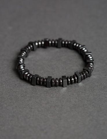 Romanello hematite bracelet
