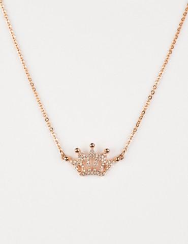 Νala Rose Crown Νecklace