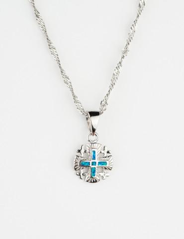 Μelita Silver 925 Cross...