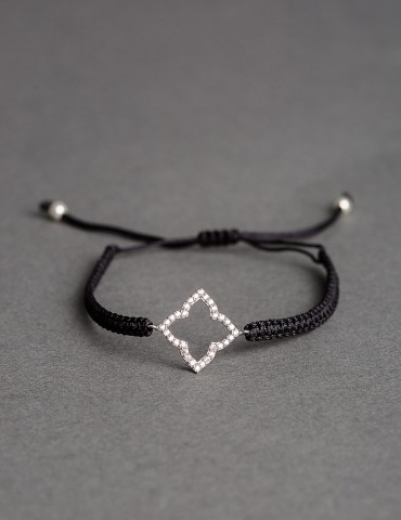 Liliana black bracelet