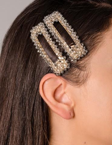 Giorgia hair clips set