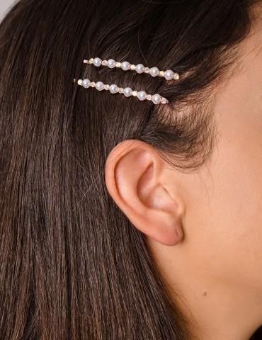 Ρiera hair clips set